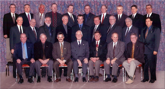 Past Presidents 1951-1998